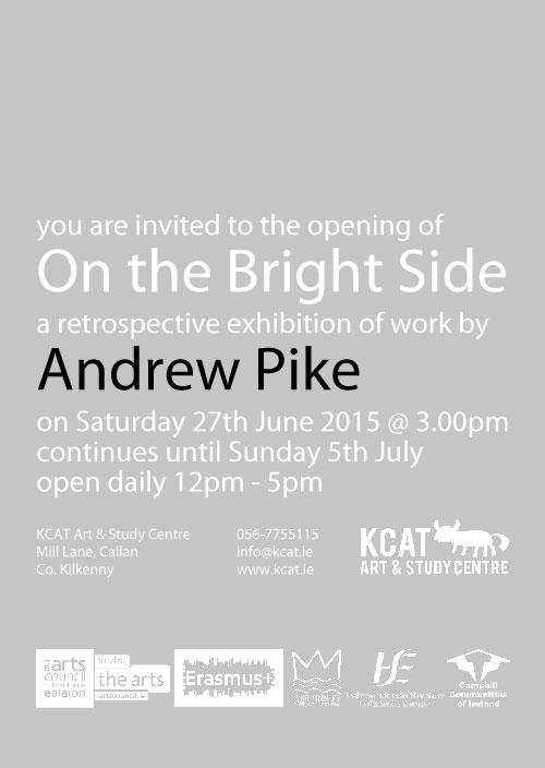 Andrew Pike Retrospective II