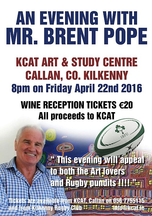 An Evening with Brent Pope