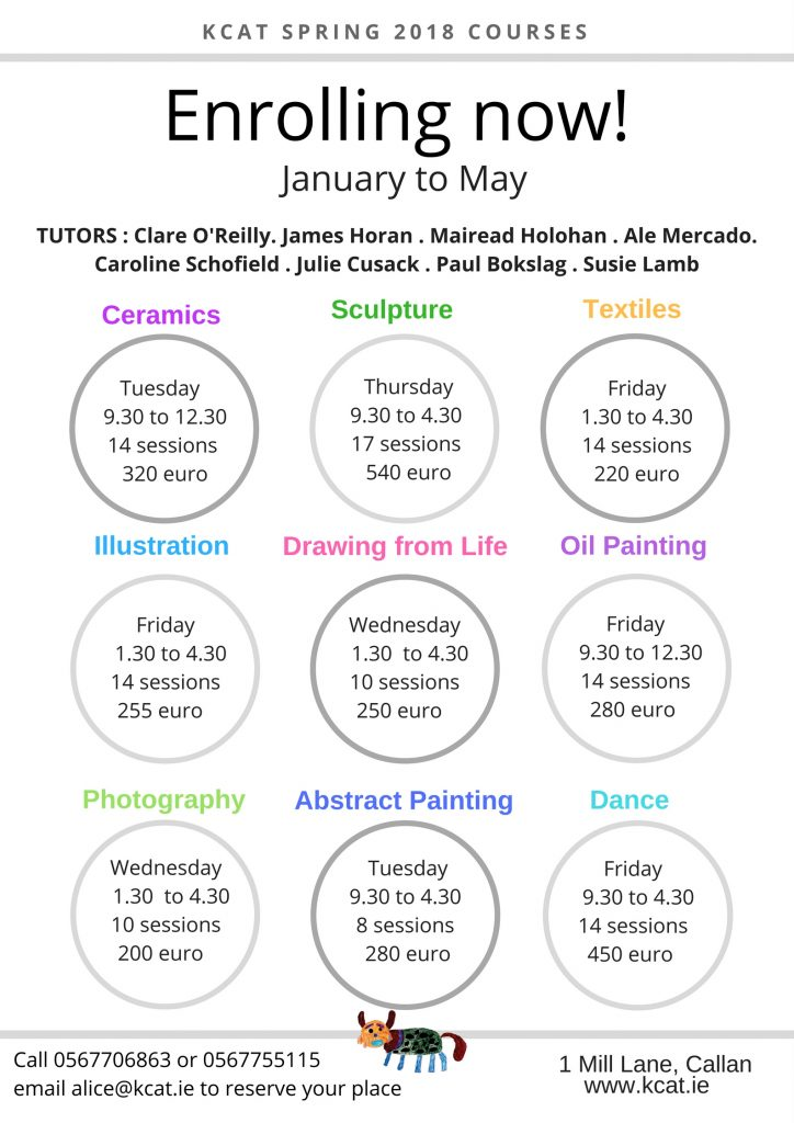 Spring Courses 2017