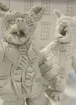 Ceramics by Ronan Murphy
